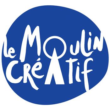 Logo de l'association le Moulin Créatif en Vendée