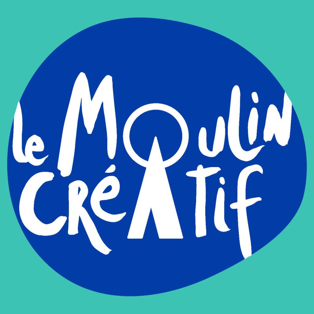 Logo de l'association Le Moulin Créatif