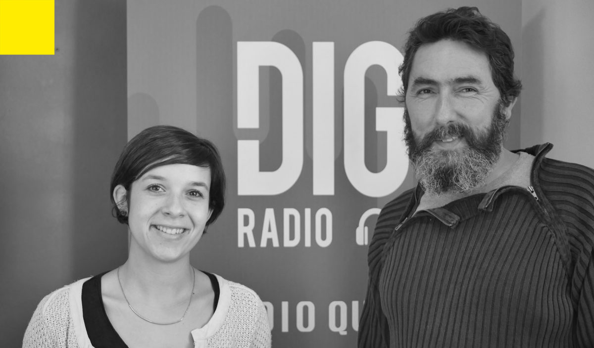L'INSTANT RADIO PRÉSENTE LE PROJET DE LA RESSOURCERIE CULTURELLE À MONTAIGU